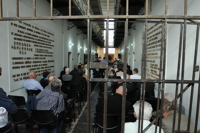 Coposu, evocat la Sighet, 29 mai 2014 sub egida Academiei Civice